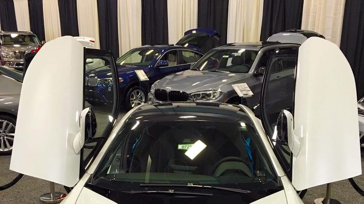 Dayton Auto Show >> New Bmw I8 Among Headliners At Dayton Auto Show Photos