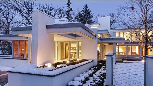 Dream Homes Contemporary Home On Lake Harriet Listed For 5m Photos Minneapolis St Paul Business Journal
