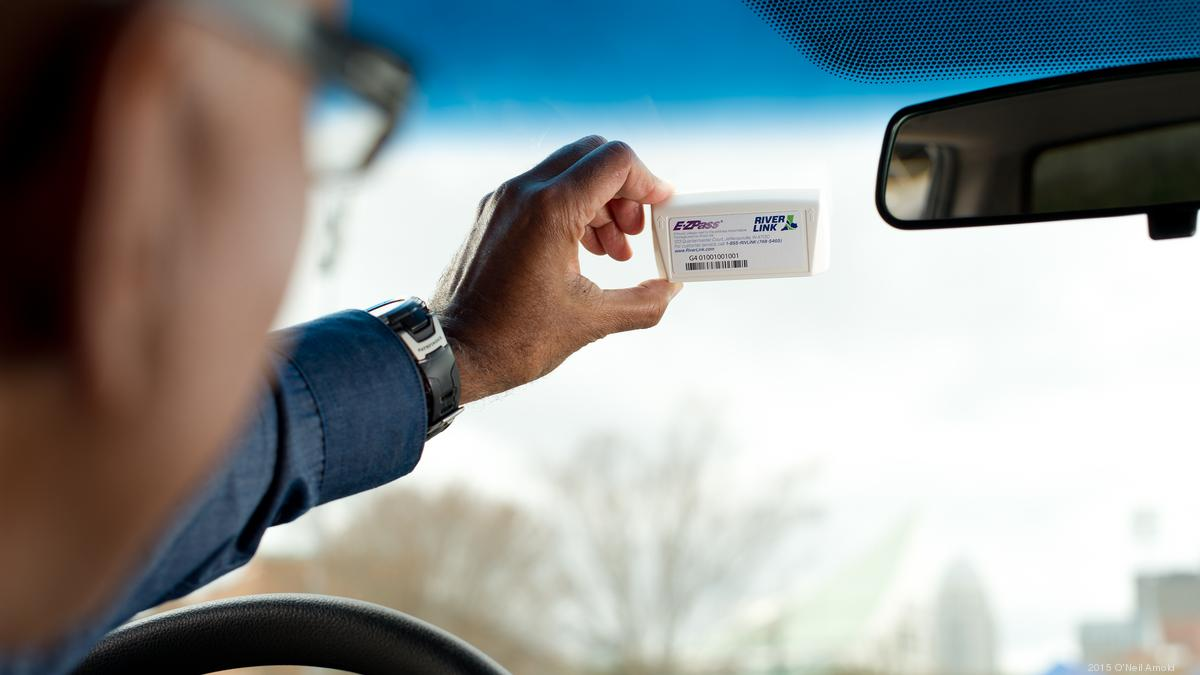 RiverLink debuts prepaid toll transponder for Ohio River