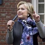 <strong>Clinton</strong> tells grads: Harness ambition to make a difference