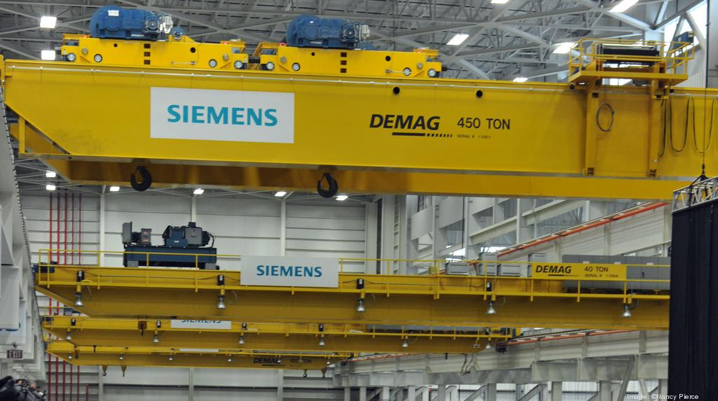 Big cuts in Siemens' gas turbine business could be felt in Charlotte