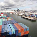 Massive Benjamin Franklin cargo ship to operate in Pacific but not return to Seattle