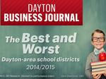 Best and Worst School Districts in the Dayton region for 2016