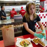 Five Guys Burgers franchisee to debut C. Fla. restaurant near Disney (PHOTOS)