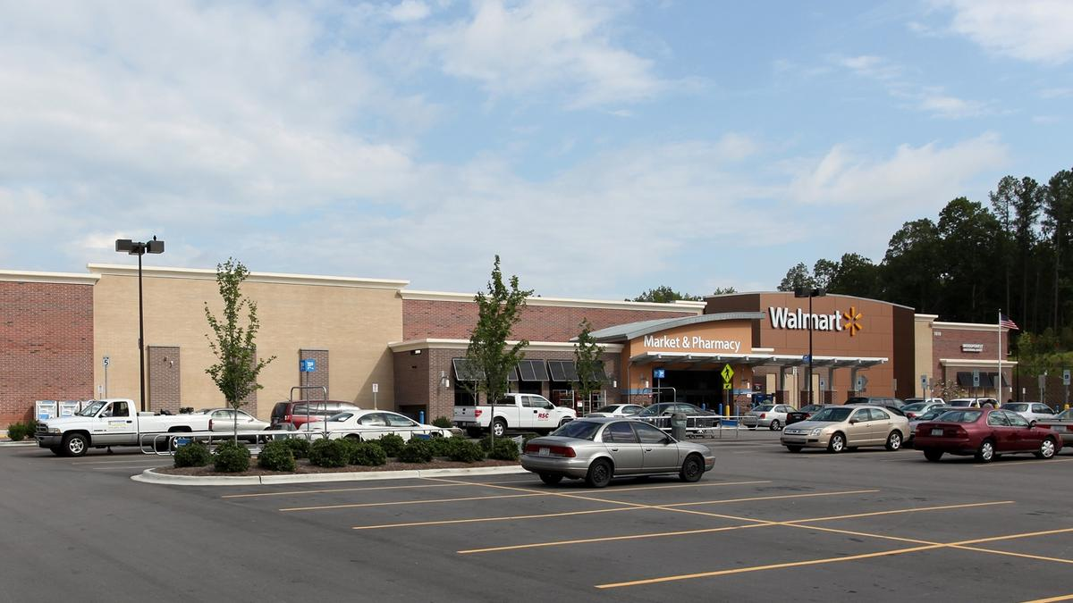 Vacated Wal Mart Store In Durham Building 13 Acres Sold For