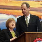 Hickenlooper less optimistic as hospital-provider fee bill moves to Senate