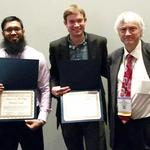 Two Albuquerque millennials win big award for climate change findings