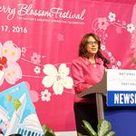 Why the National Cherry Blossom Festival will have to move this year. (Hint: Trump) Plus, peak bloom! (Video)
