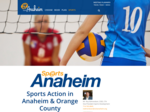 Visit Anaheim forms new division to bring sporting events to Orange County