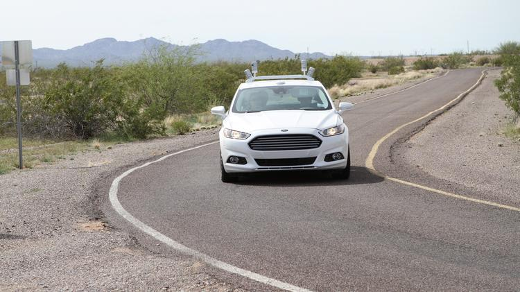 Self Driving Cars Are Being Tested In The Phoenix Area Now And They Will