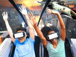 Six Flags partners with Samsung to offer 3-D roller coaster experiences