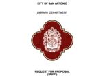San Antonio library system seeking technology consultant, bid closes soon