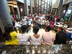 Black Tech Week ends conference with signature luncheon celebrating women