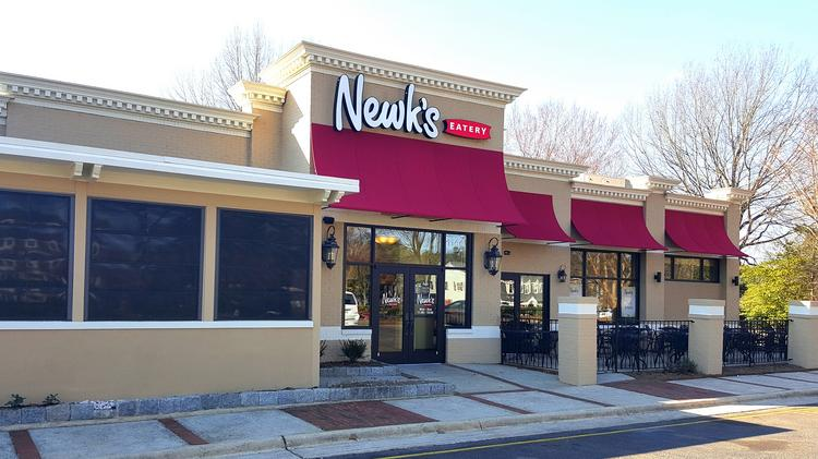 Newk's Eatery closes at Friendly Center in Greensboro