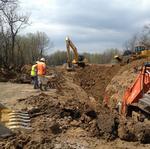 Capstone Awards 2016: Infrastructure – Twin Creeks area sewer improvement