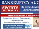 Silicon Valley largely unscathed by Sports Authority closures