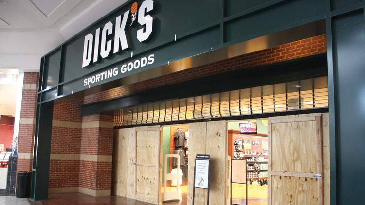 16bbb55c2e6aec Under Armour shares lifted by Dick s Sporting Goods earnings ...