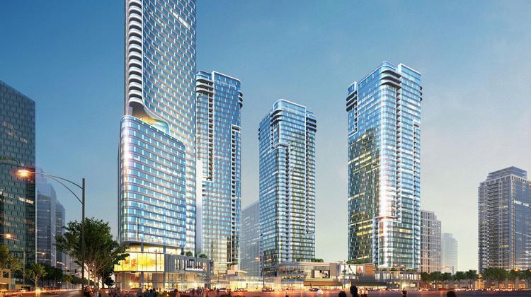 Massive Bellevue development set to begin construction this