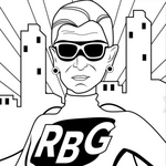 WHAT WE'RE READING: Soccer, super heroes and color me RBG