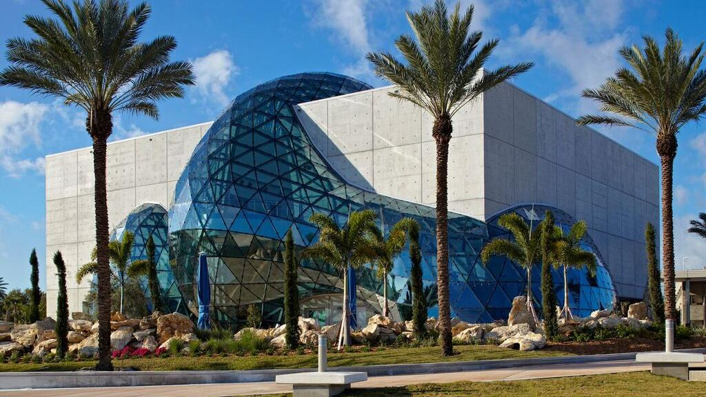 The Salvador Dali Museum in St. Petersburg plans $38 million expansion, includes augmented reality tech