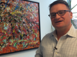 Cool Offices: Marine turned money manager keeps his history alive (Video)