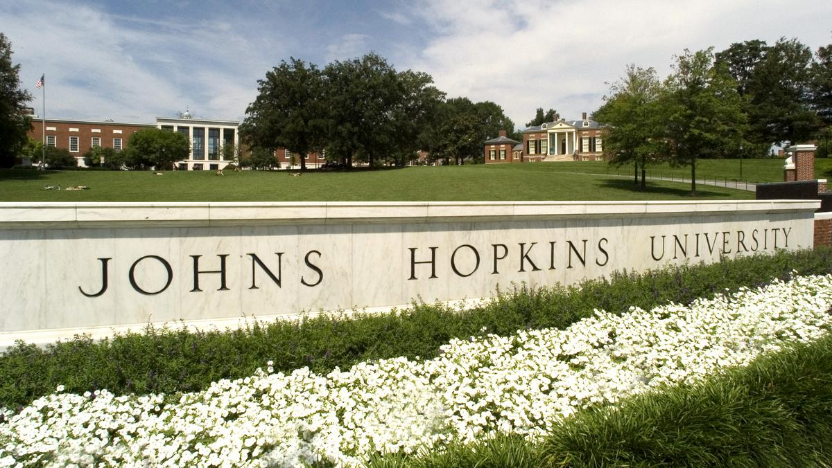 Johns Hopkins ranked No. 12 university in the world in 2019, U.S. News says - Baltimore Business Journal