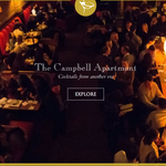Changes afoot at The Campbell Apartment in Grand Central?