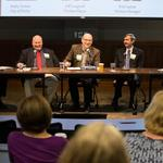 Emerging Leaders government panel reactions (Video)