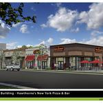 Pizzeria signs deal for Monroe Road development