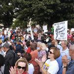 Parties debate future of Charlotte, state politics