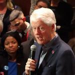 <strong>Bill</strong> <strong>Clinton</strong> makes a stop in Greensboro (PHOTOS)