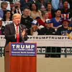 Donald Trump brings brash campaign to Cabarrus County (PHOTOS)