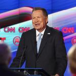 Morning Roundup: Kasich beating Trump in new poll, Mitt Romney to campaign for Kasich, Jack Nicklaus and Tiger Woods talk fishing, and remembering Mike Bowersock