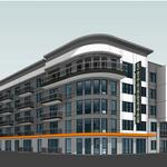 New apartments by Tampa Riverwalk moving forward