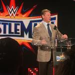 Is WWE setting up for an M&A maneuver?