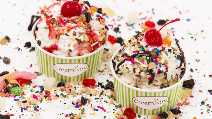 Creamistry opening at Scottsdale Quarter in May