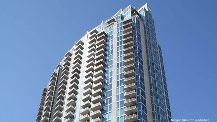 Element, 35-story apartment tower in downtown Tampa, on verge of being sold