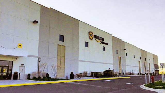 Amazon facility in Southeast Baltimore remains closed