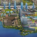 Port Covington master plan greeted by overflow crowd at hearing