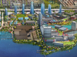 Port Covington development plans filed with city offer glimpse of project's timeline