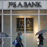 A timeline of when Jos. A. Bank, Men's Wearhouse store closures will take place