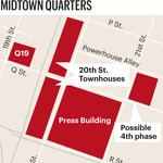 Midtown Quarters project in Sacramento getting underway