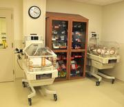 A resuscitation room