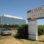 UMC's replacement hospital got funding. Now what?
