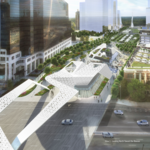 Park Over GA400 most innovative project for Buckhead CID