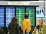 East Coast weather cancels more than 100 flights at Pittsburgh International