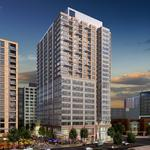 Ballston trifecta: Office, residential and a Vida Fitness all in one high-rise