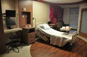 One of 13 general labor and delivery rooms