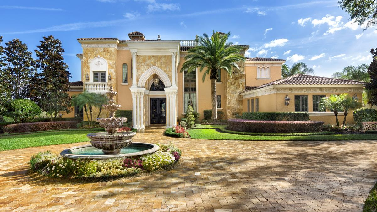 NBA star Dwight Howard's former Orlando-area home for sale