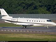 Supervalu's Gulfstream G200 can cruise at more than 500 mph.